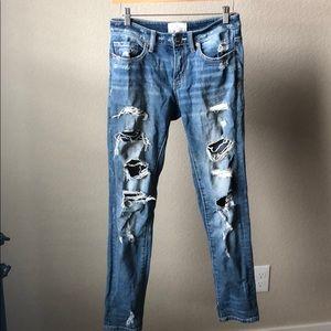 Stella Buckle Jeans
